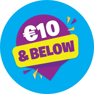 €10 and under