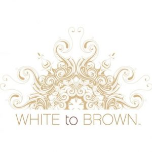 White To Brown